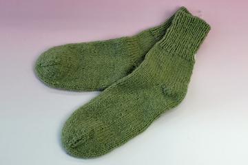 手編み靴下のページに移動します