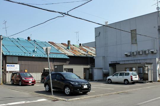 株式会社サフォーク 駐車場